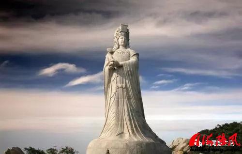 陆丰福山妈祖